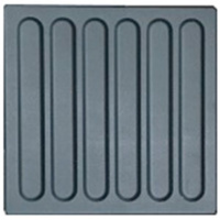 ABS mould (form) pavement 30х30x3 cm #13