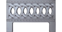 Fencing ABS mould (form) 10