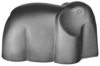"ABS mould (form) Anti-parking element #5 ""elephant"" 51x29x30 cm"