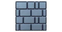 ABS mould (form) pavement 40х40x4 cm #2