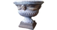 Fiberglass mould (form, mold) Vase Gorgon
